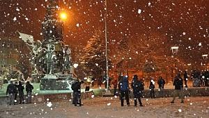 Son hava durumu raporu! Kar var mı?