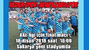 HENDEK SPOR! BAL LİGİNDE