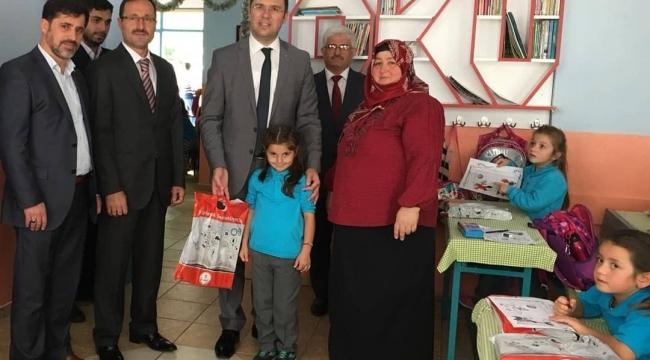 Başkan Sofu Okulları ziyaret etti!...