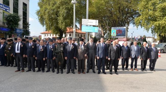 Gaziler Günü Cumhuriyet Alanında Kutlandı!...