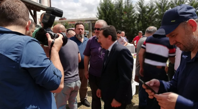 Vali İrfan Balkanlıoğluna Açık Davetiye!...
