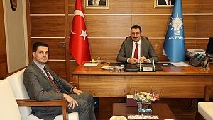 Hasan Serdar Baykal, Ankara'da...