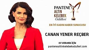 Canan Yener Reçber'e Oy Verelim...
