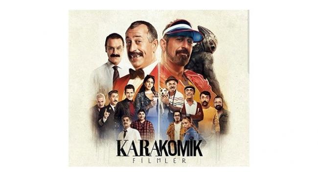 KARAKOMİK FİLMLER HENDEK 'TE VİZYONDA.