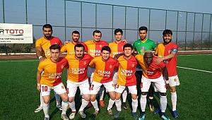 Akova Barışspor Ferizli'de gol oldu yağdı