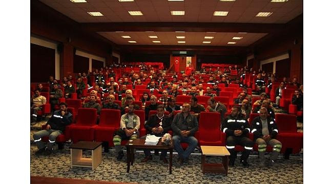 Hendek Belediyesinden Hizmet İçi Eğitim