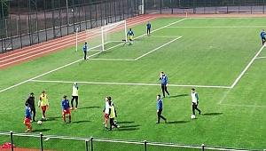 Boğazspor, Hızırtepe Özensporu Elinden Kaçırdı.