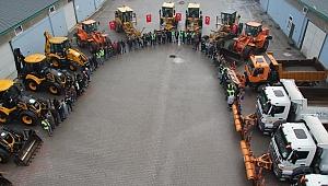 Hendek Belediyesi Karla Mücadeleye Hazır!...