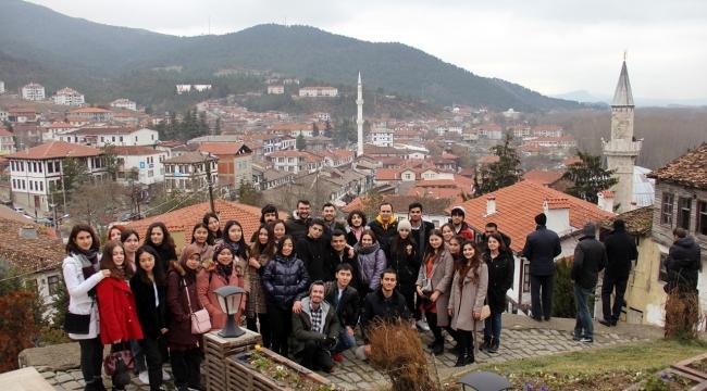 Erasmus Öğrencileri Şehrin Güneyini Keşfetti!