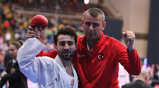 Ömer Faruk Ateş, Avrupa Şampiyonu Oldu...