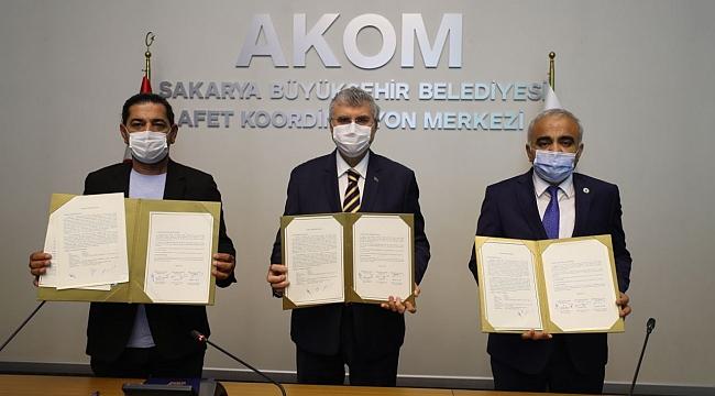 Süs Bitkiciliği için protokol imzalandı...