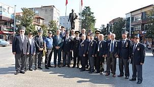 Başkan Babaoğlu, 19 Eylül Gaziler Gününü unutmadı!