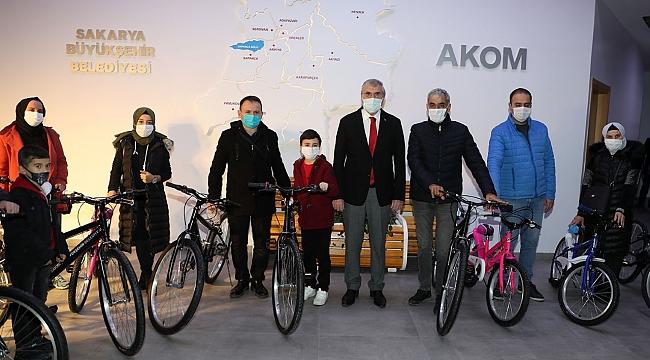 Başkan Yüce: Bisiklet Kültürü Sakarya'da gelişecek...