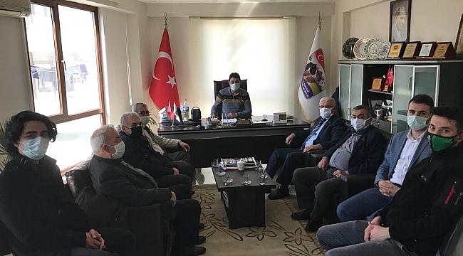 Başkan Ergül: Süte ve besiciye destek verilmeli...