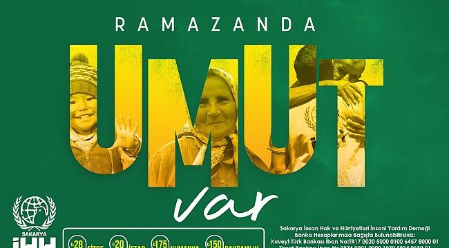 Ramazanda Umut Var