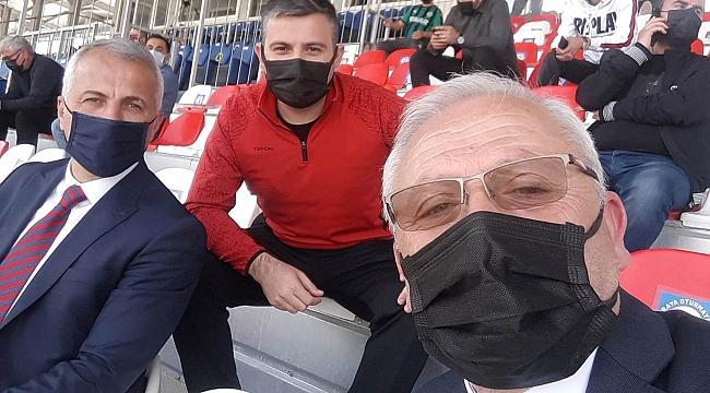 Başkan Babaoğlu Van Deplasmanında...