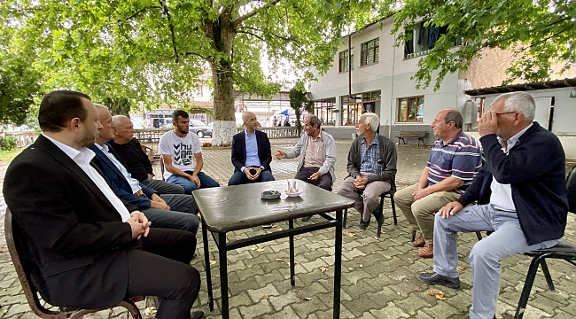 Ender Serbes: Karaca Deresi Ölüm Saçıyor