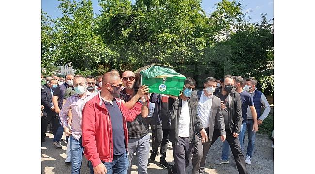 Fatih Demirel son yolculuğuna gözyaşlarıyla uğurlandı