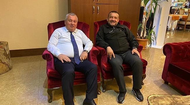Milletvekili Cemal Enginyurt ile Fındık Sohbeti...