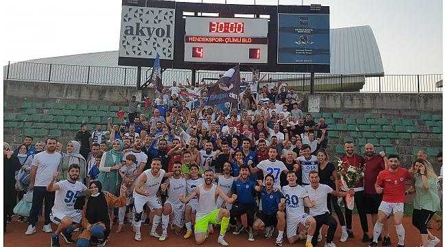 Şampiyon Hendekspor