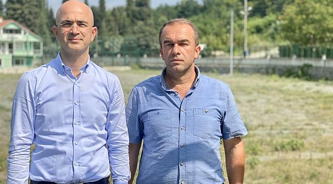 Ender Serbes: Akçay Deresi Kirli Akıyor