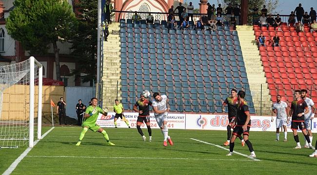 Hendekspor - Ankara Gözgözler maçı fotoğrafları...