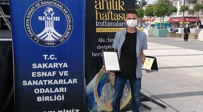 YILIN KALFASI HENDEK'TEN SEÇİLDİ