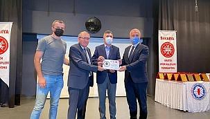 Hendekspor'a Başarı Ödülü...